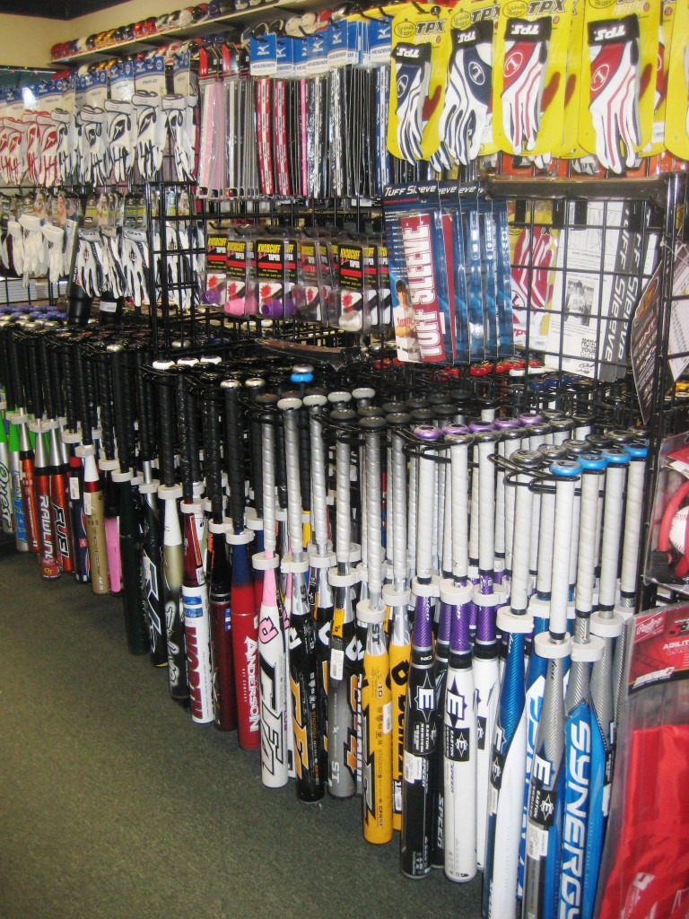 Baseball and Fastpitch Equipment