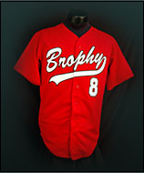 Custom Baseball Uniform