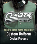 Cleats Sports Uniforms
