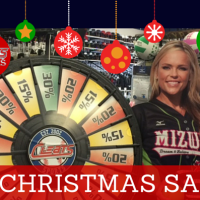 A Christmas Sale That Will Have You Spinning!