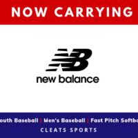 SPECIAL ANNOUNCEMENT: Cleats Now Carries New Balance!!